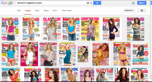 """""""Womens'"""" Magasines"""